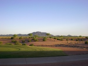 Trilogy Golf Course -- Trilogy at Power Ranch, Gilbert, AZ - 2001